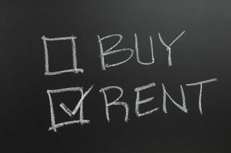 Rent or Buy - Acheter ou Louer