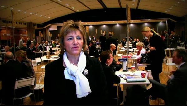 Maryvonne LANOË, Commissaire Général d'INTERMAT